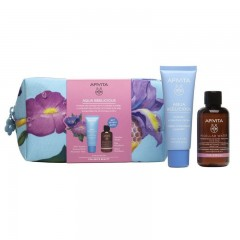 Aqua Beelicious Comfort Hydrating Cream Rich Texture + FREE Cleansing Micellar Water – Face & Eyes