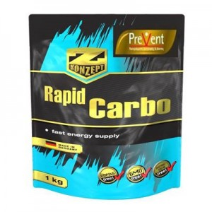PREVENT Z KONZEPT RAPID-CARBO 100% ΚΑΘΑΡΗ ΔΕΞΤΡΟΖΗ 1000GR