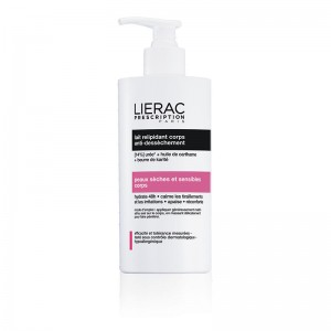 LIERAC LAIT RELIPIDANT CORPS ANTI-DESSECHEMENT 400ML