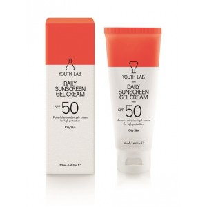 YOUTH LAB. DAILY SUNSCREEN GEL CREAM SPF50 50ml (OILY SKIN)